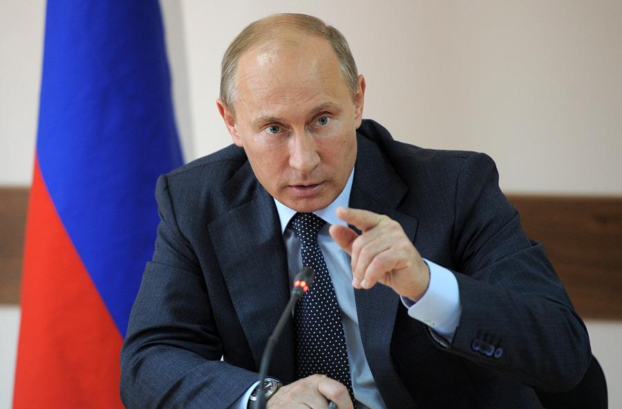 Путин дал поручение спецслужбам